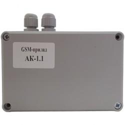 Опис товару GSM сигналізація AK-1.1