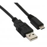 Комп'ютерний кабель USB - microUSB