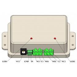 """Опис товару GSM-реле """"NANO-AS"""""""