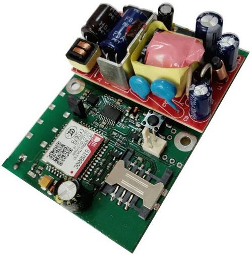 GSM сигналізація OKO-MV для віддаленого контролю побутової техніки